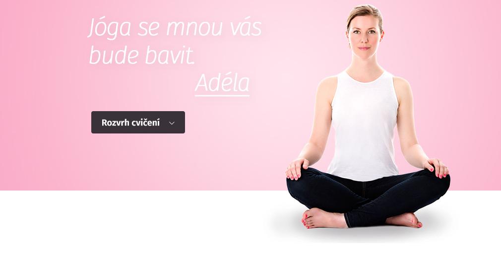 1. díl: Kam na jógu v Brně - Jóga s Adélou