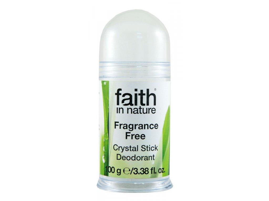 faith in nature eko roll on deodorant veganský
