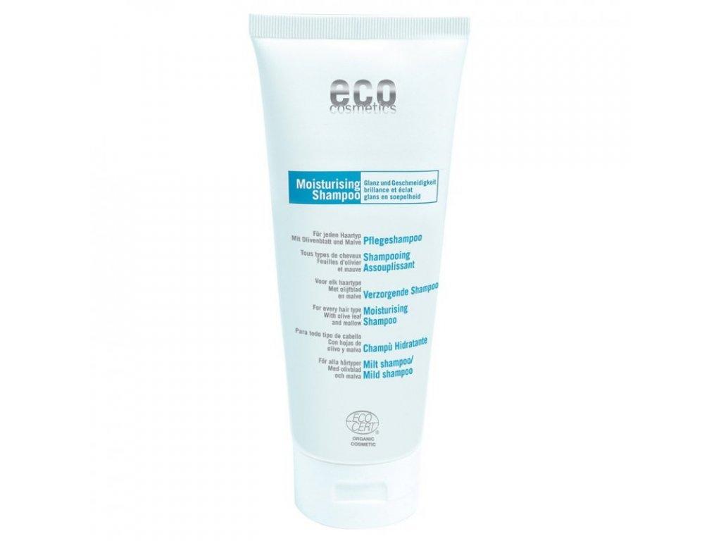 Hydratační šampón ecocosmetics, přírdníšampon na vlasy