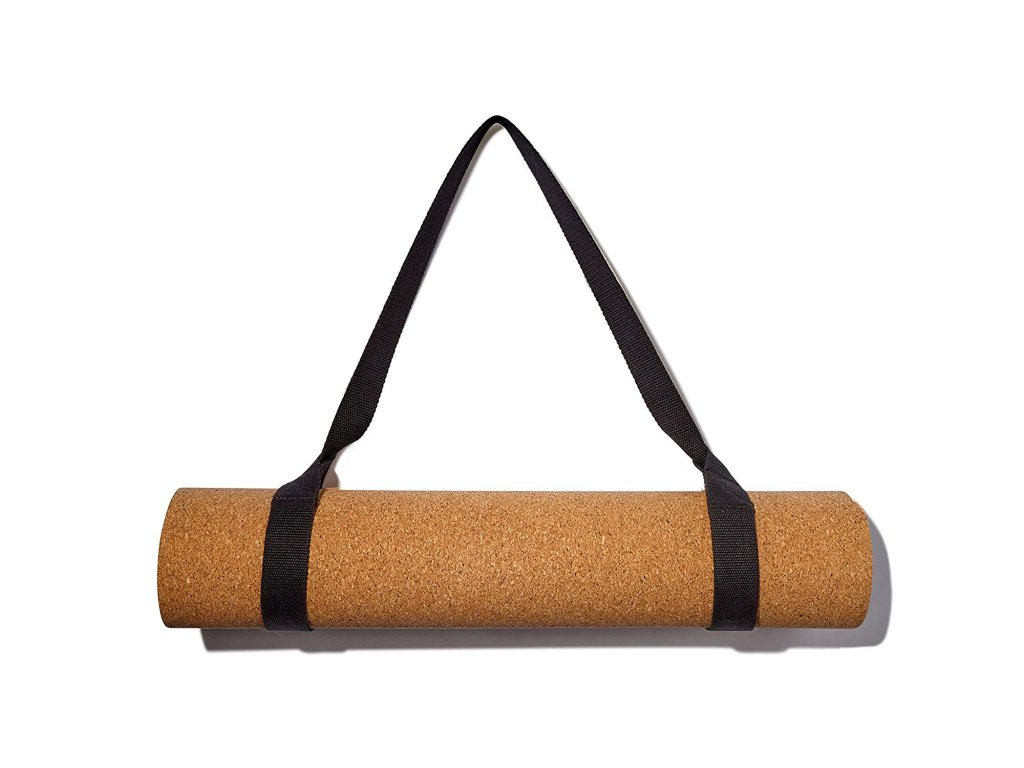 Praktický popruh na jógamatku nebo popruh na strečink