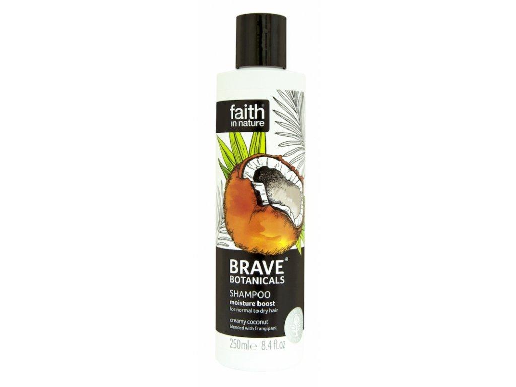 přírodní šampon faith in nature