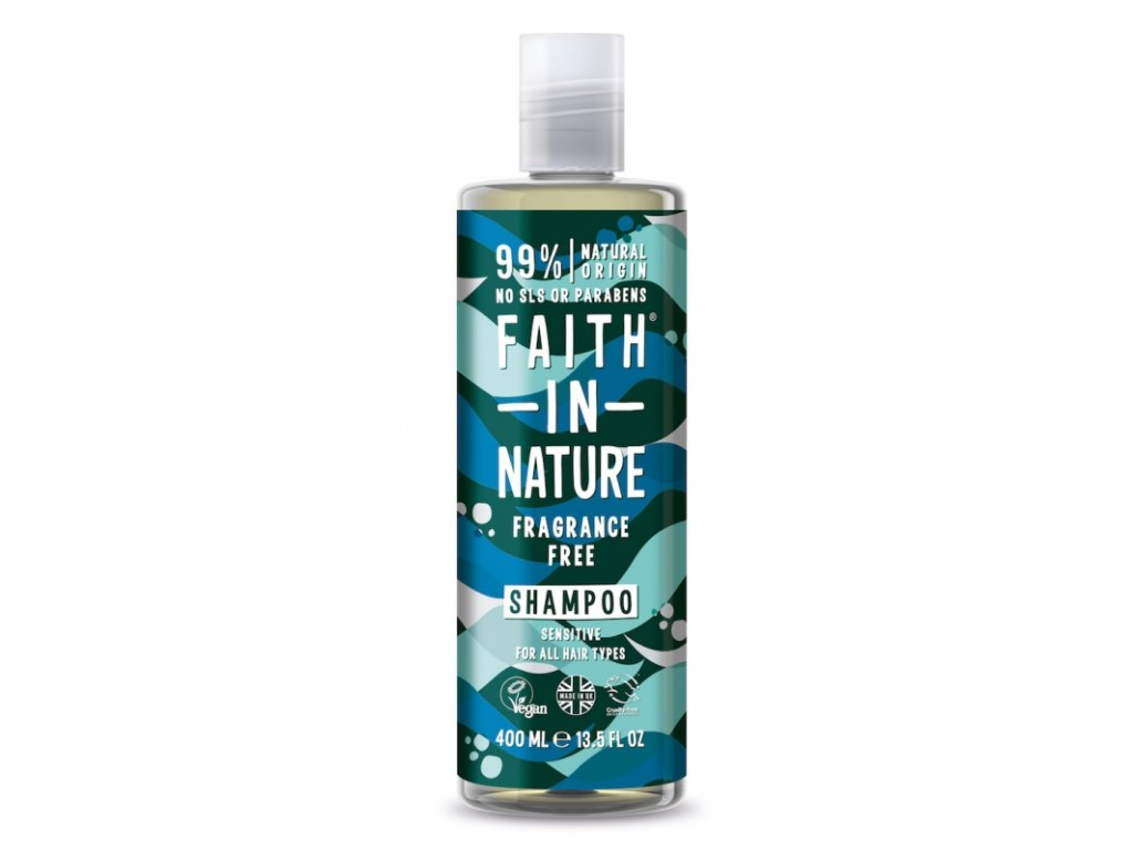 šampon bez parfemace