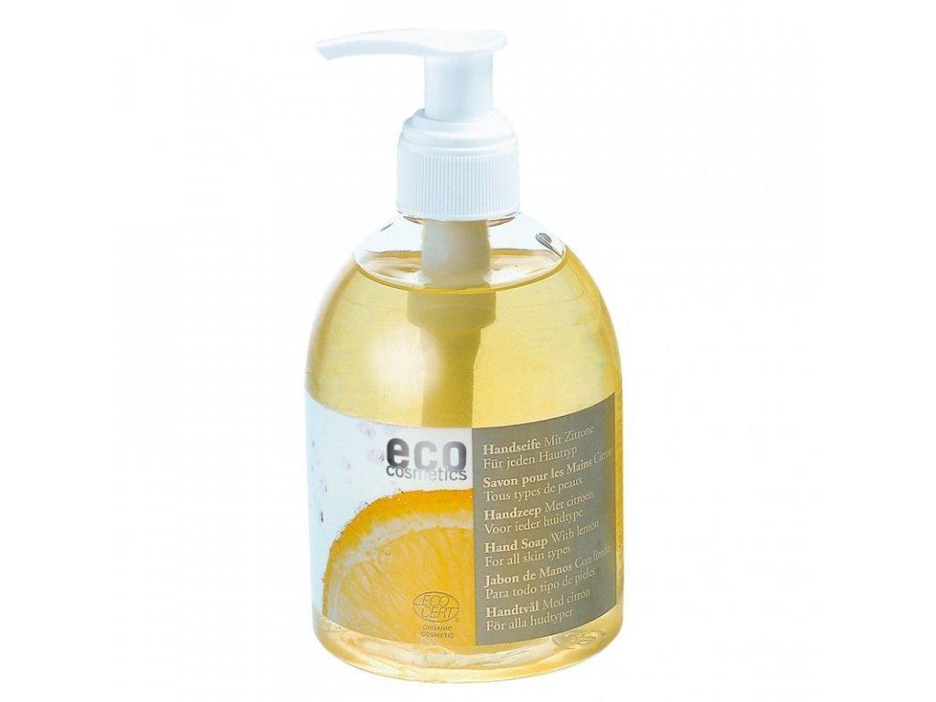 tekuté mýdlo přírodní bio