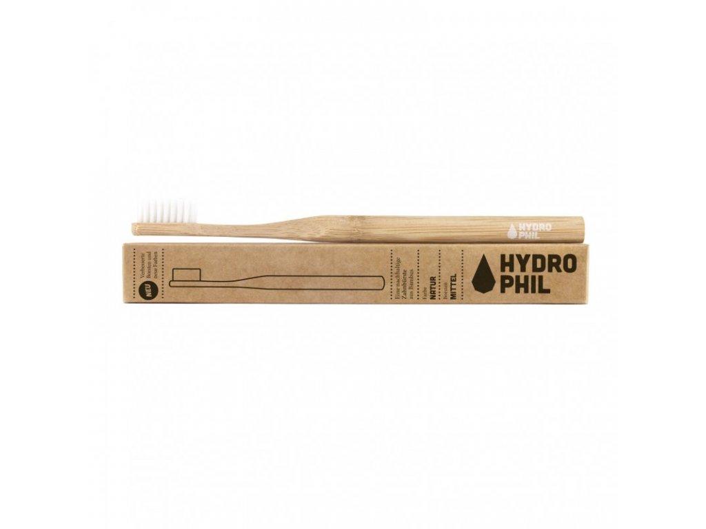 bambusové kartáčky hydrophil