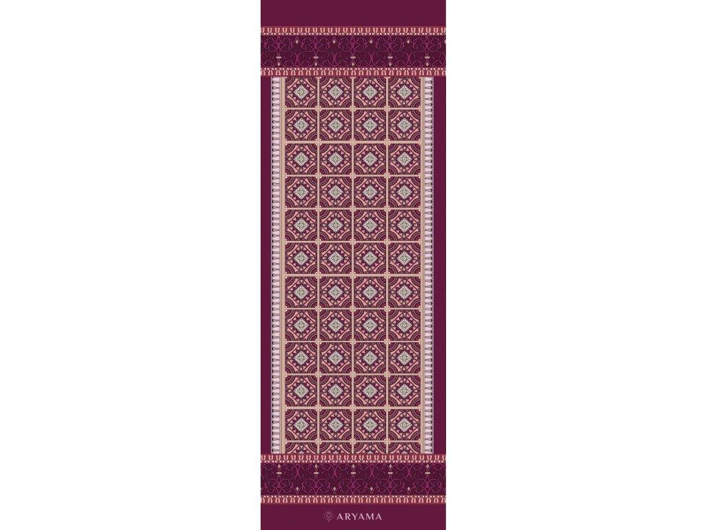 persky koberec red