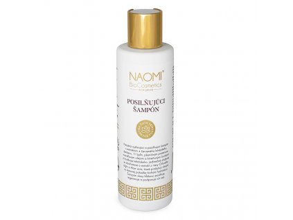 Bio veganský šampón Naomi BioCosmetics, organická kosmetika