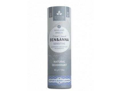 tuhý deodorant bio přírodní