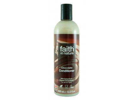Faith in nature bio čokoládový vegan kondicionér