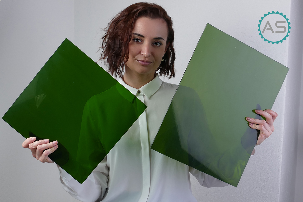 Laserové ochranné sklá