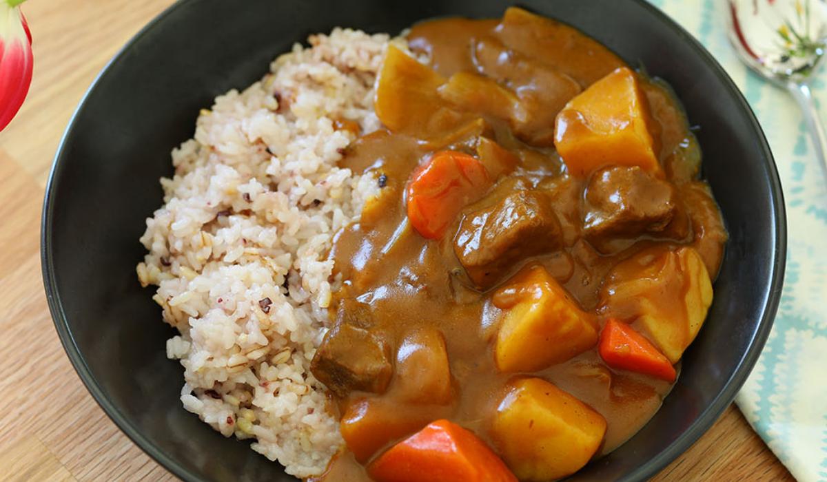 Japonské Curry