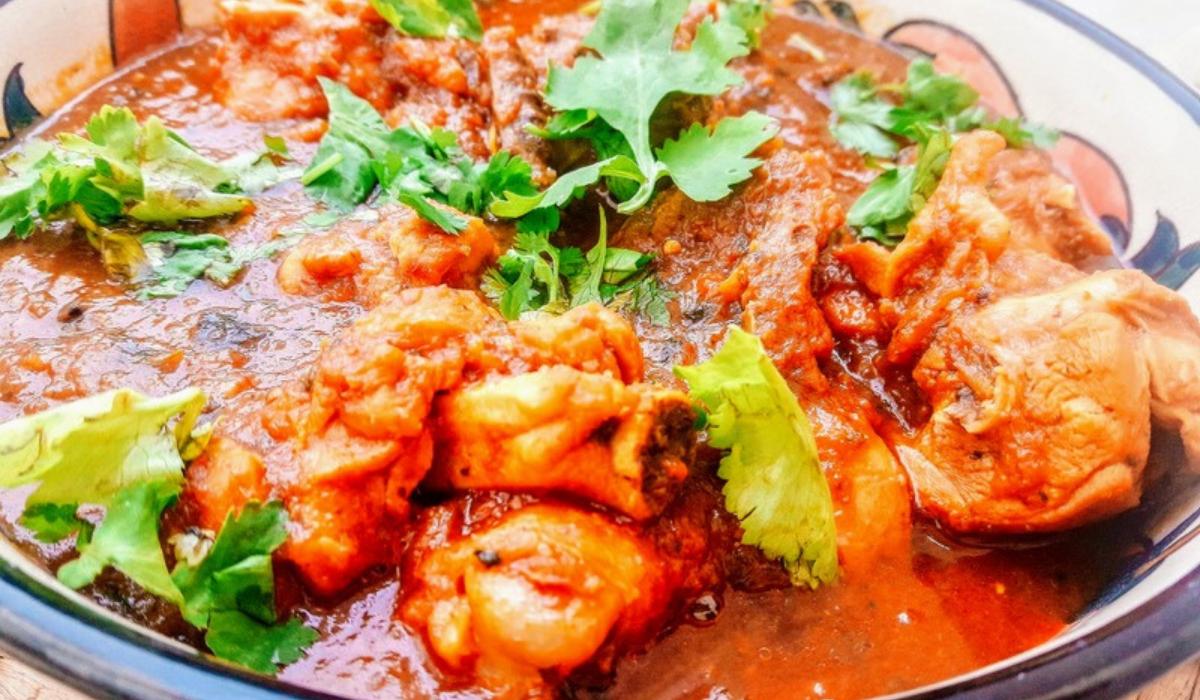 Kuře Punjabi