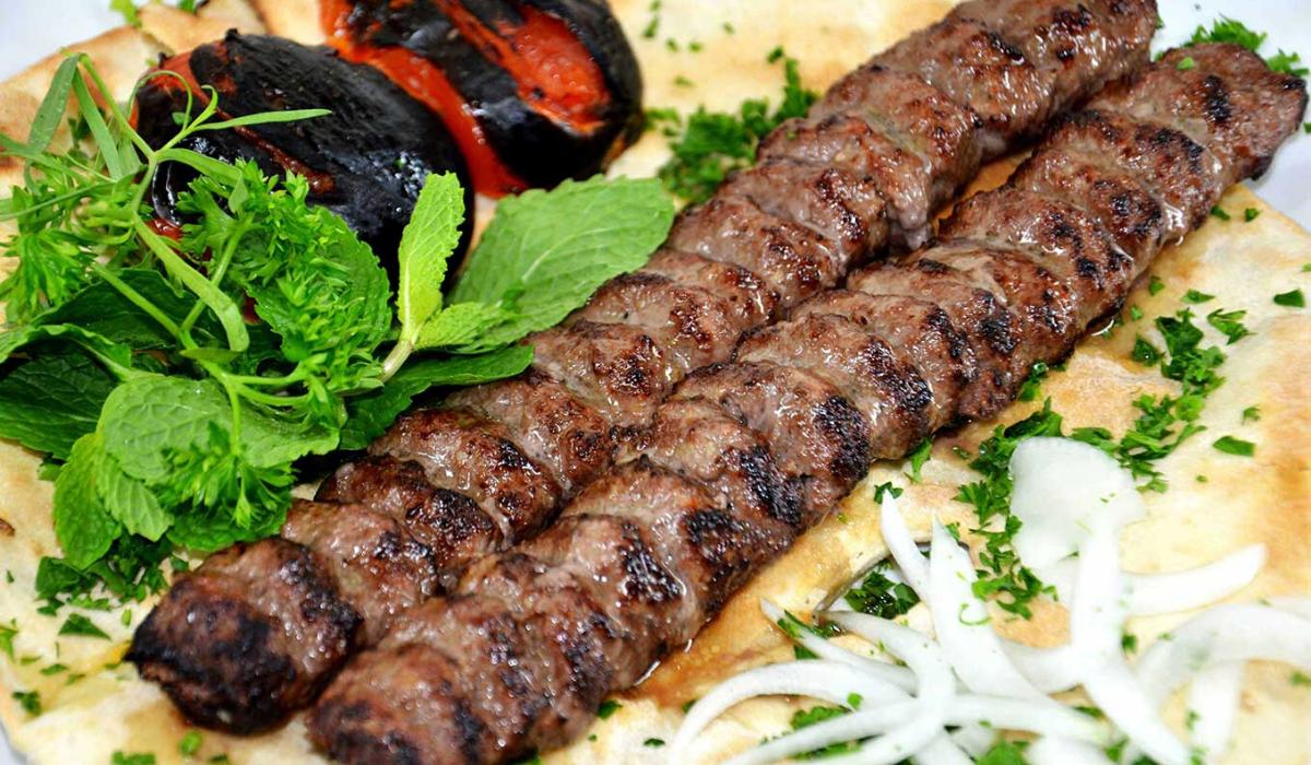 Perský Kabob