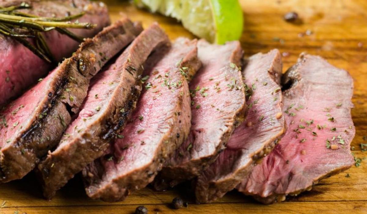 Steak z hovězí plece