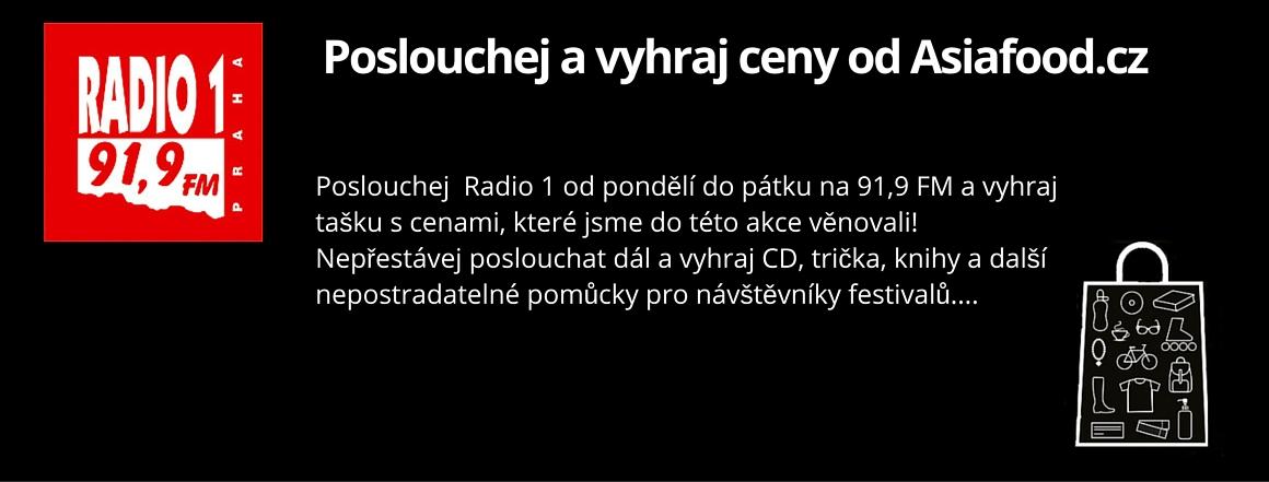 Soutěž Radio 1 a my s ním