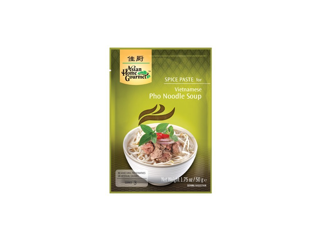Pho pasta na polévku 50 g Asian Home Gourmet