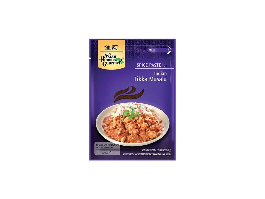 Indické Tikka Masala pasta 50 g Asian Home Gourmet