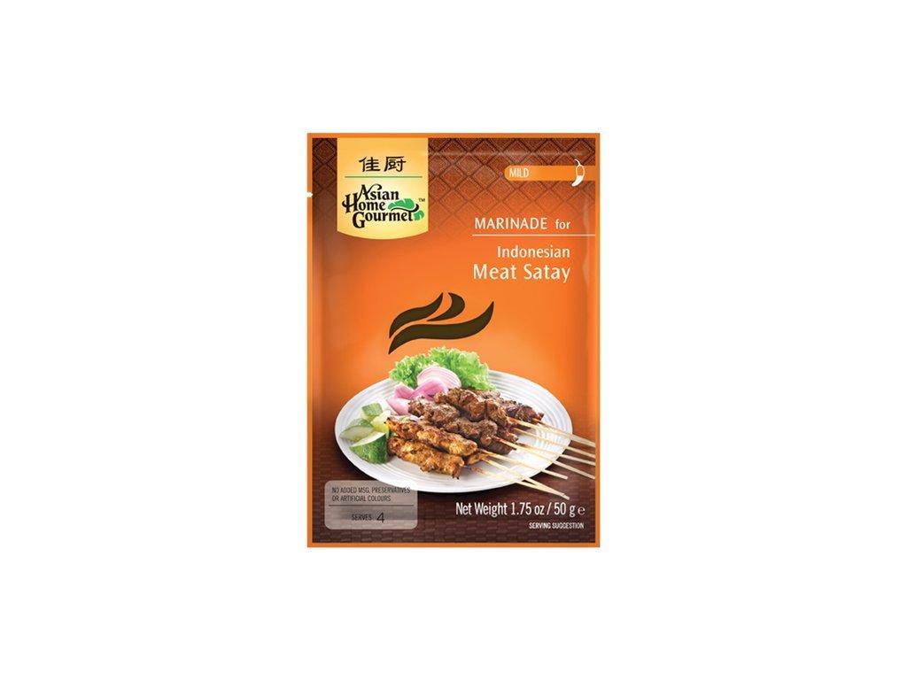 Satay marináda 50 Asian Home Gourmet
