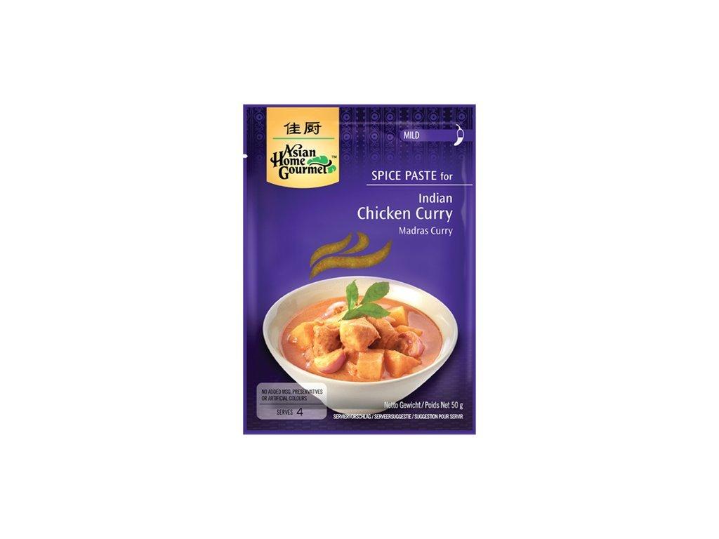 Madras kuřecí kari pasta 50 g