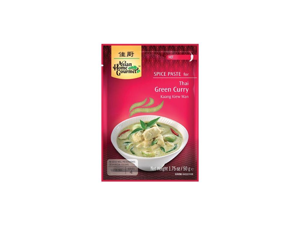 Thajská zelená kari pasta 50 g