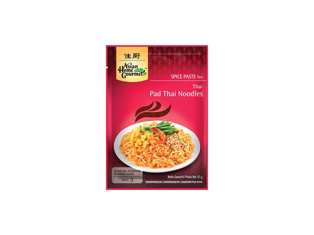 Pad Thai pasta na těstoviny 50 g
