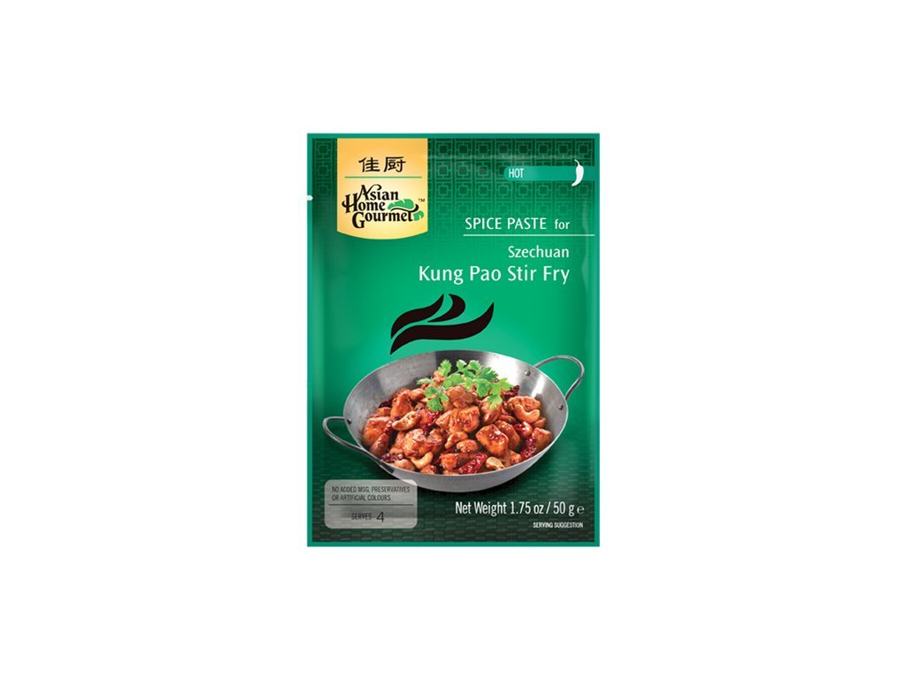 Sečuánské Kung Pao pasta 50 g