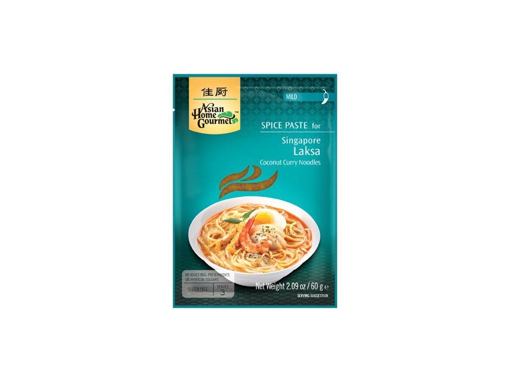 Laksa kokosové kari pasta 60 g Asian Home Gourmet