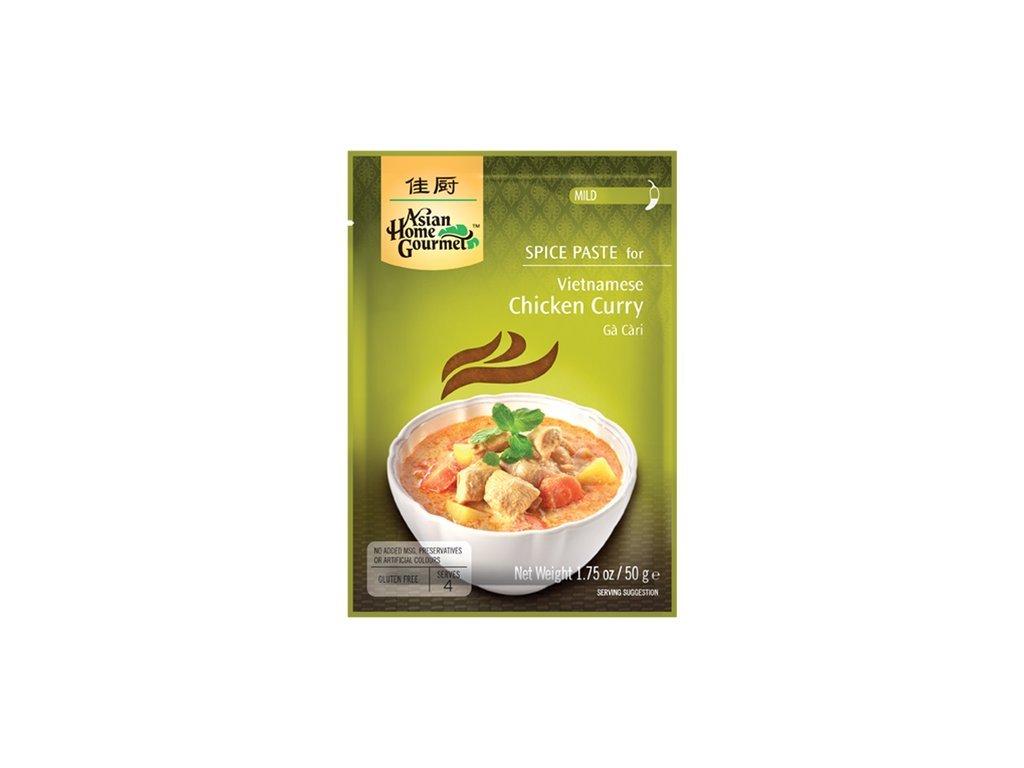 Vietnamské kuřecí kari pasta 50 g