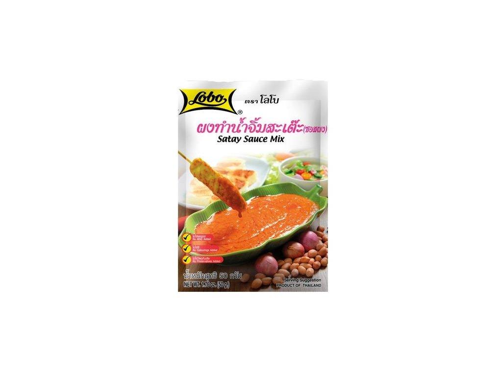Satay pasta na omáčku 50 g