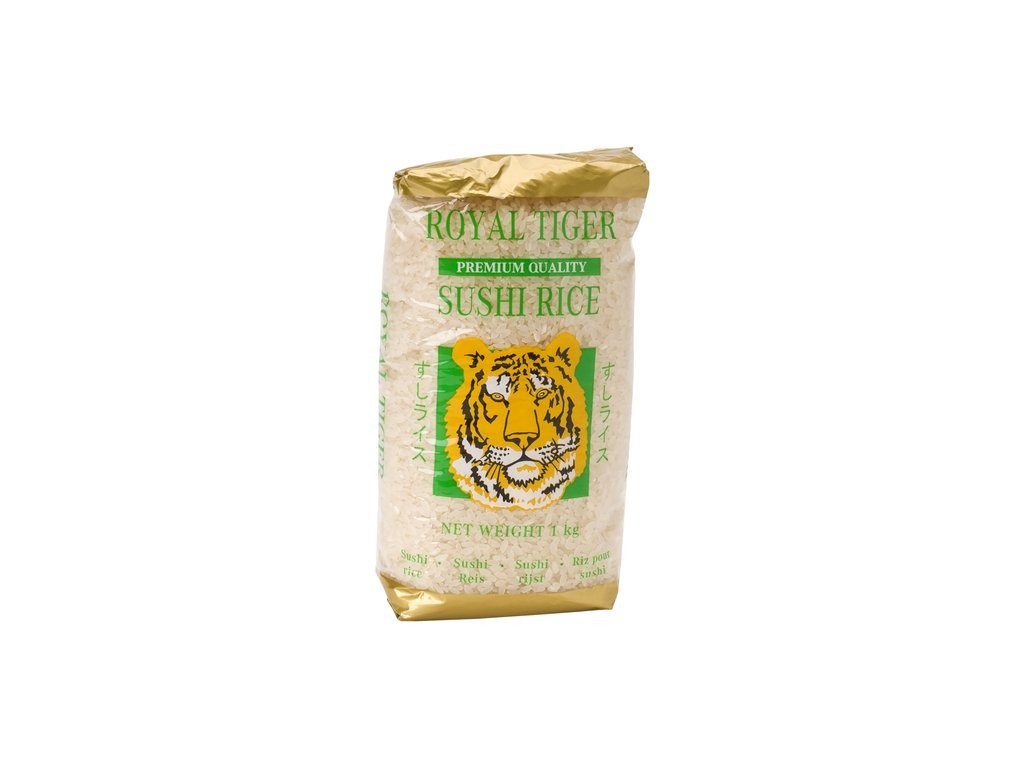 Rýže na sushi Royal Tiger 1 kg
