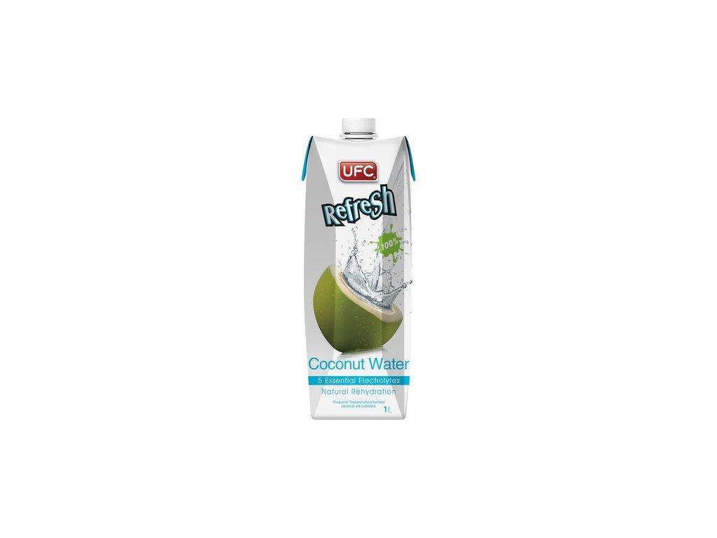 Kokosová voda 100 % fresh 500 ml