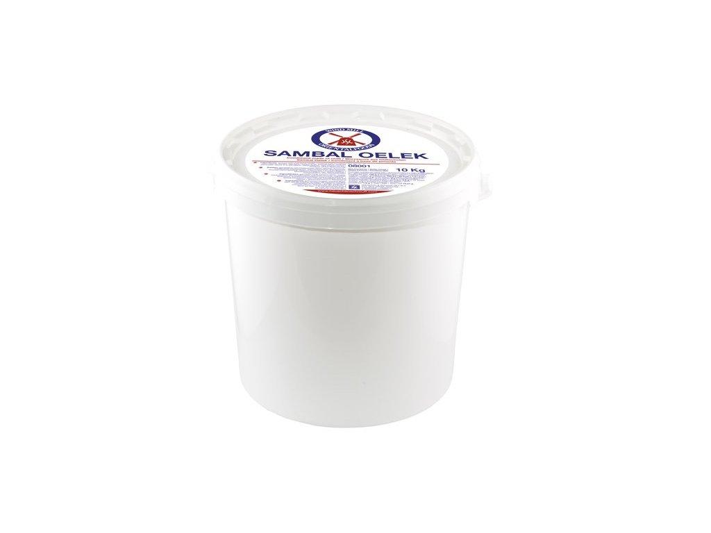 Sambal Oelek chilli pasta 10 kg