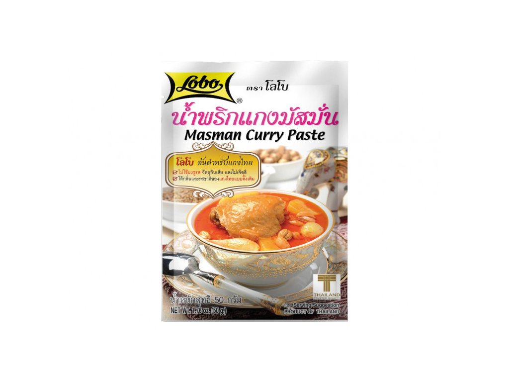 Masman Curry pasta 50 g