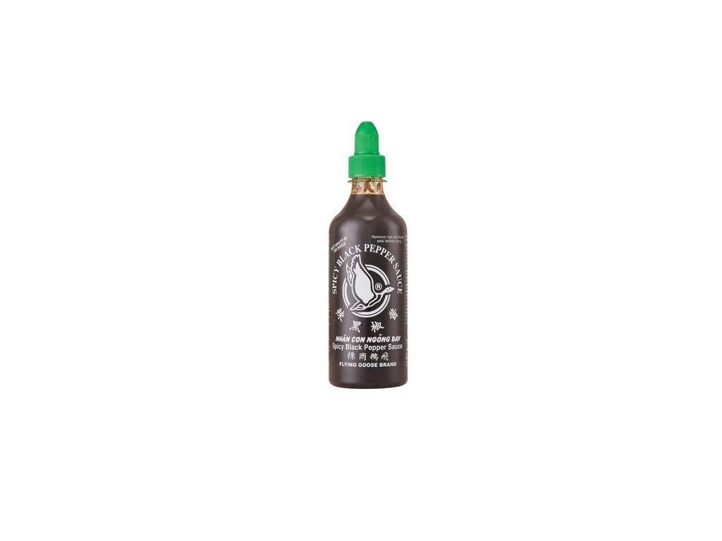 Omáčka z černého pepře 455 ml
