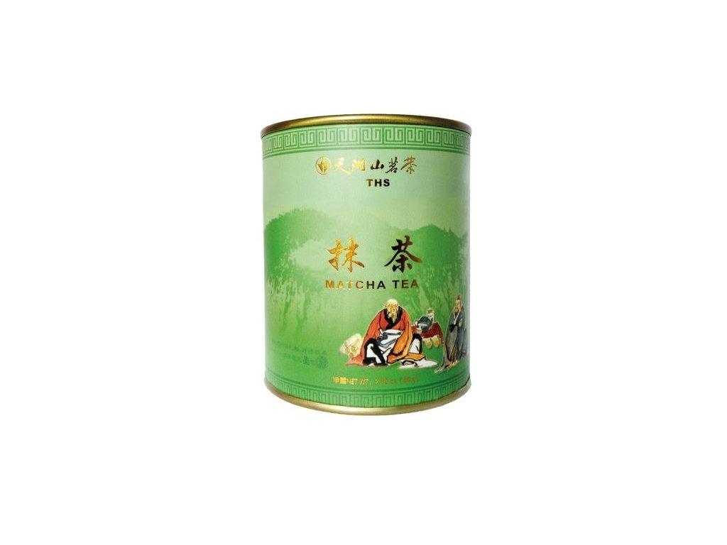 Matcha zelený čaj - TIAN HU SHAN 80 g