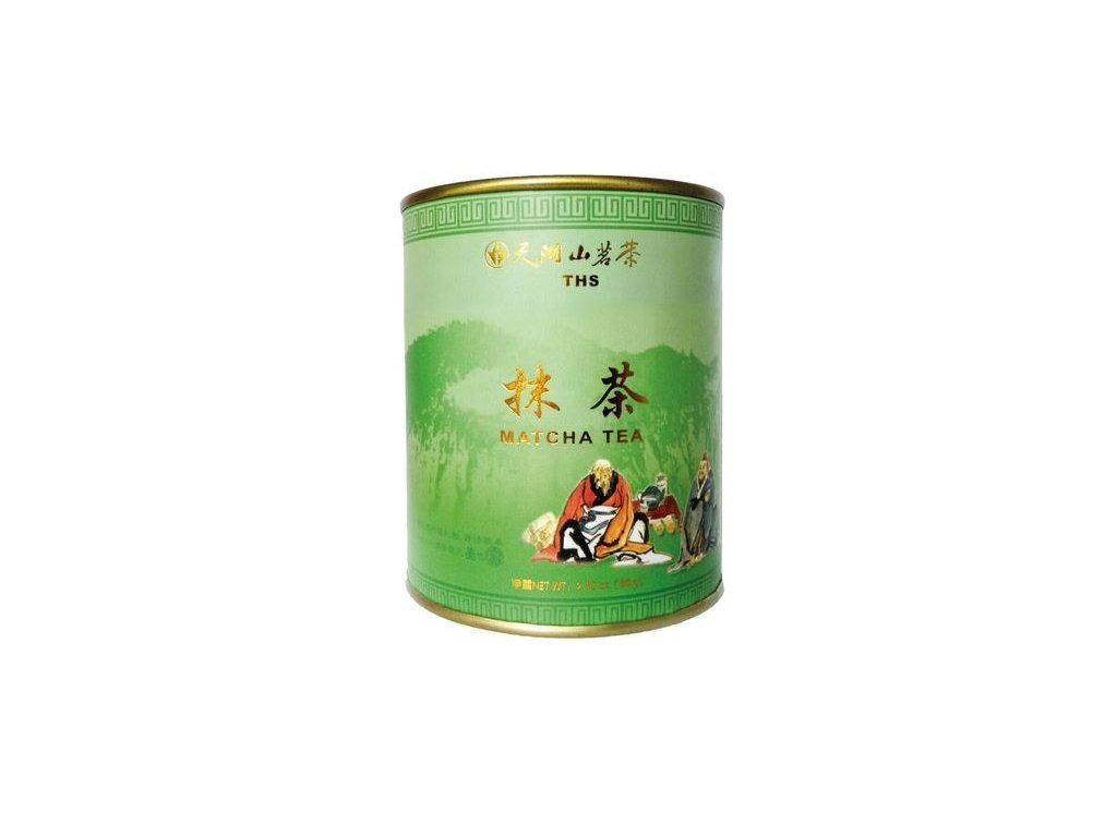 Tian Hu Shan matcha zelený čaj 80 g