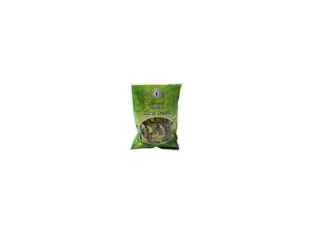 Thai Dancer limetkové listy sušené 25 g
