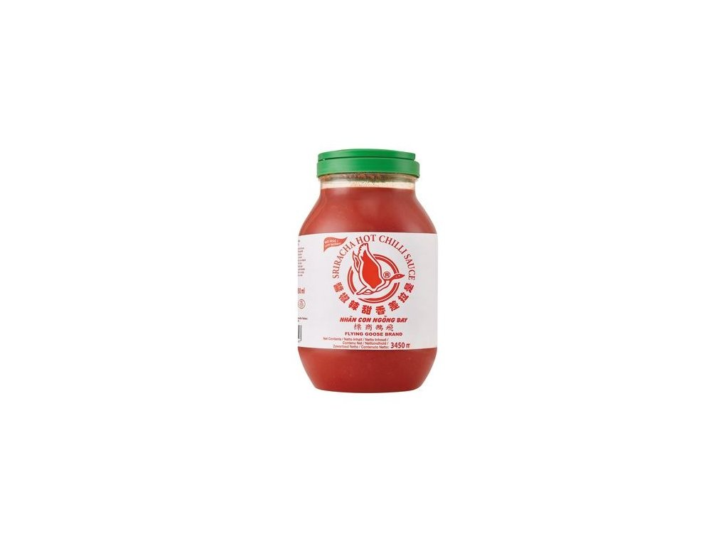 Sriracha chilli omáčka 3450 ml