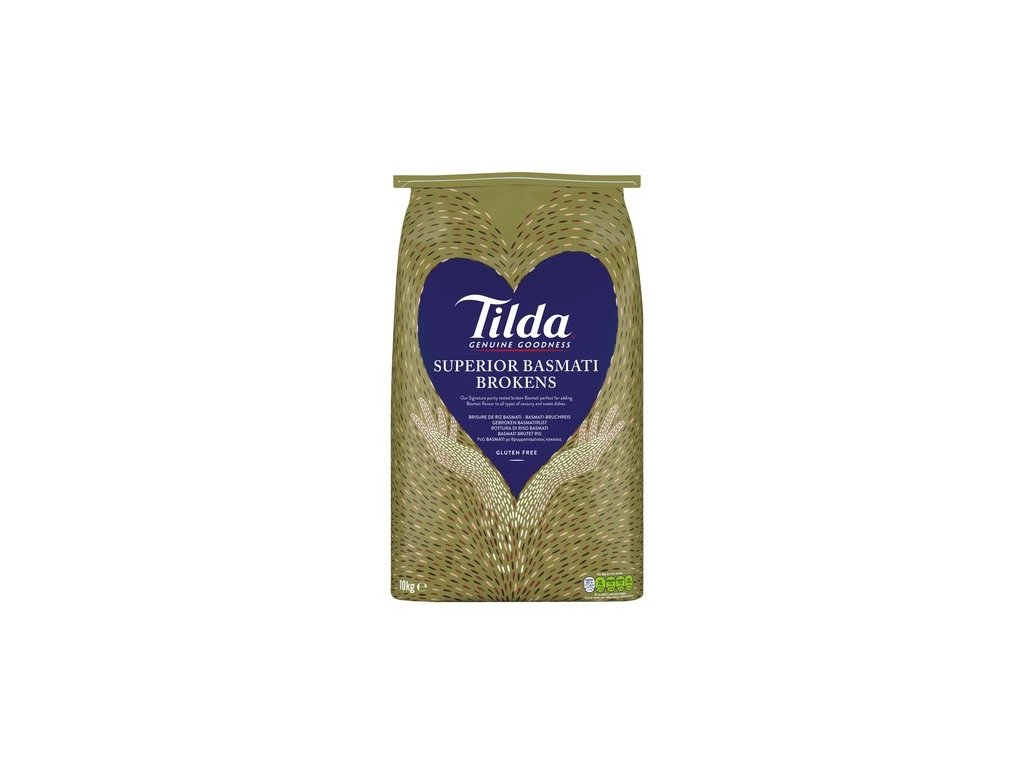 Basmati rýže 10 kg - lámaná