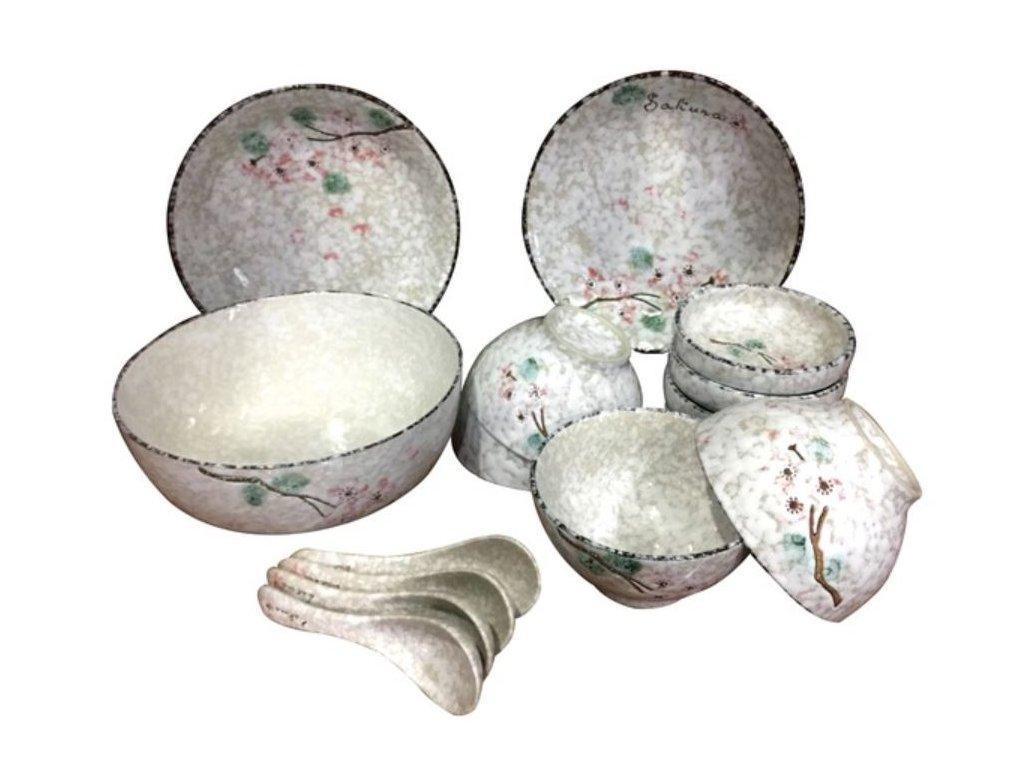 Set stolního nádobí Snow