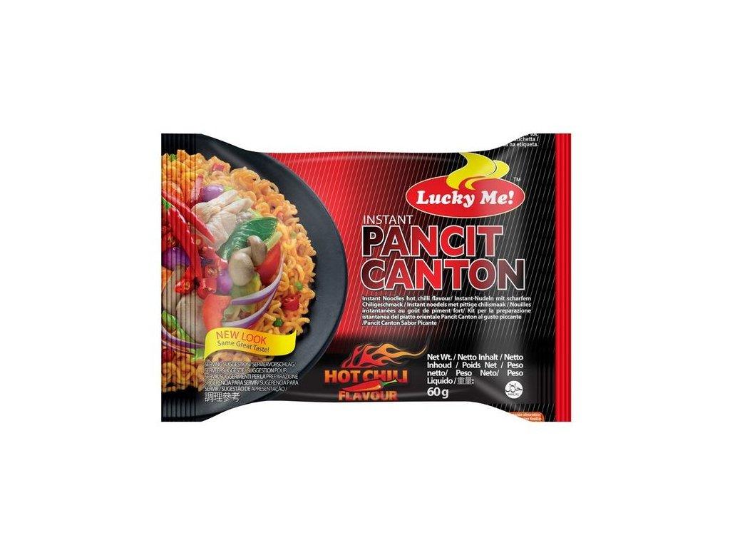 Instantní Pancit Canton Chilli nudle 60 g