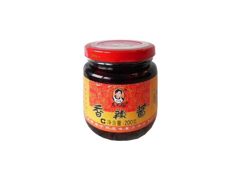 Fazolová pasta v chilli oleji 200 g