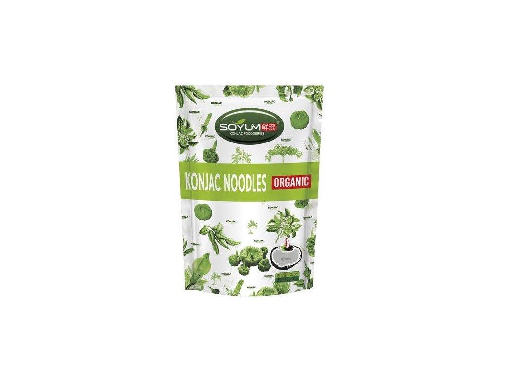 Organické nudle Konjac 270 g