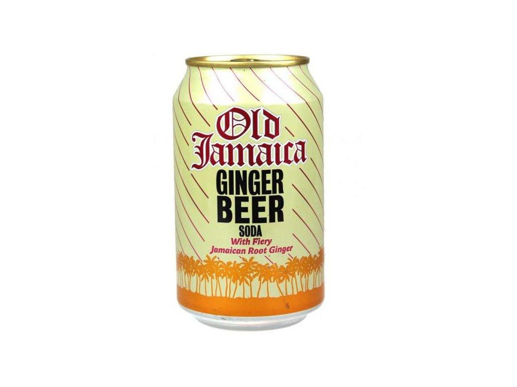 Zázvorové pivo 330 ml