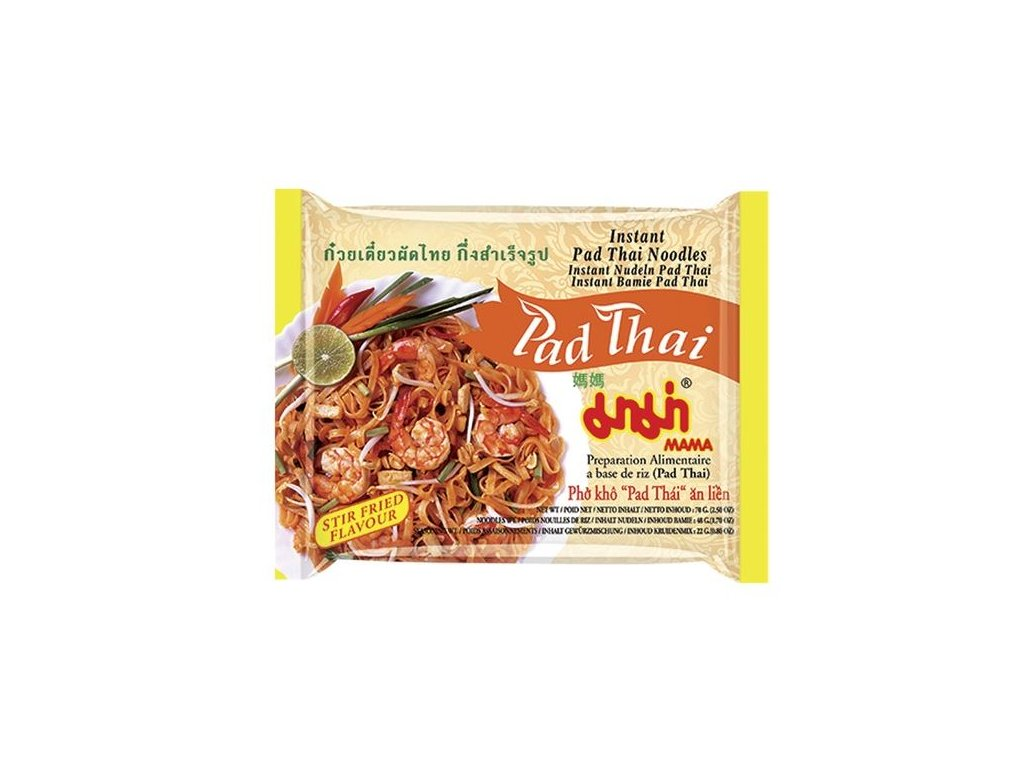 Instantní nudle Pad Thai 70 g
