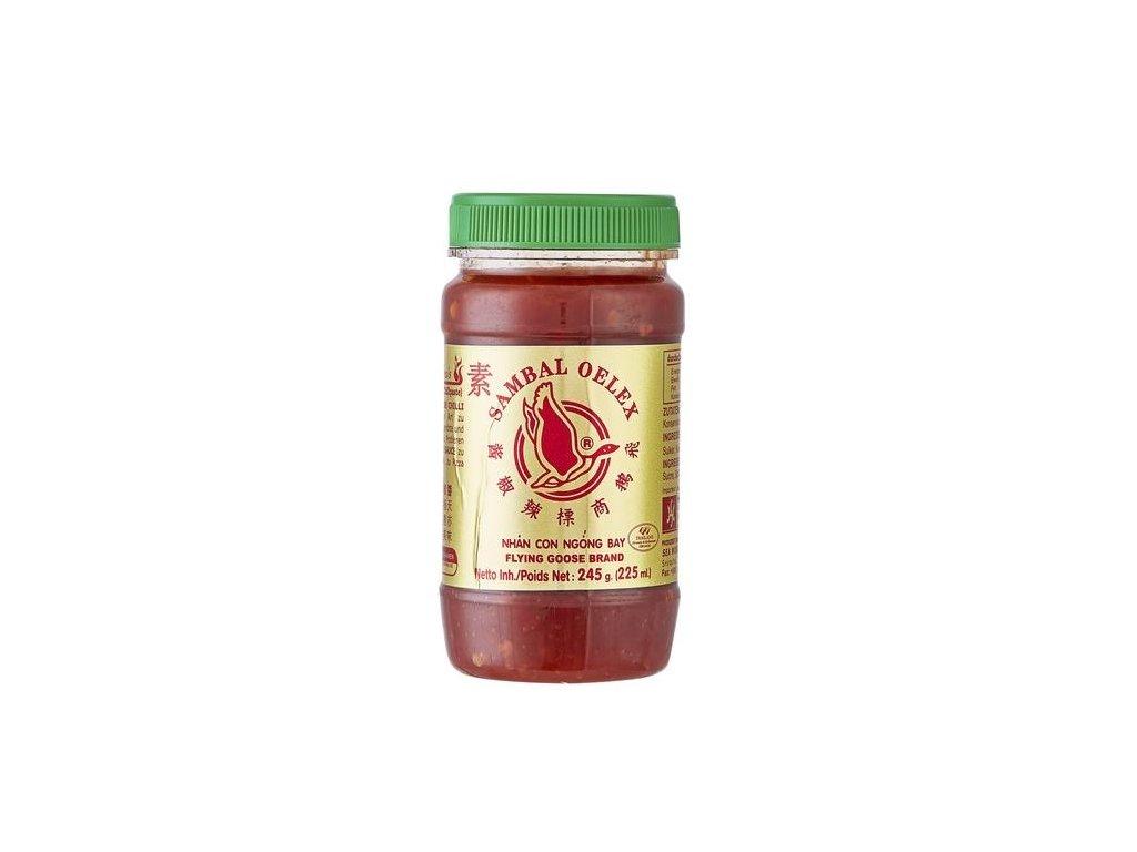 Sambal Oelek chilli pasta 245 g