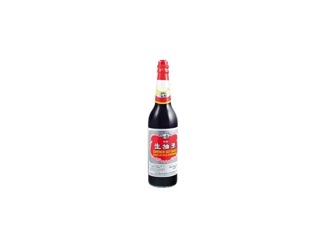 Sójová omáčka světlá Superior 610 ml