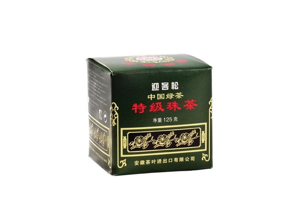Greeting Pine Gunpowder zelený čaj 125 g