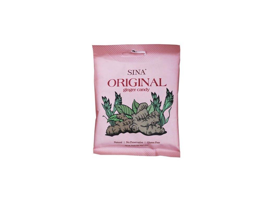 Žvýkací zázvorový bonbón 36 g