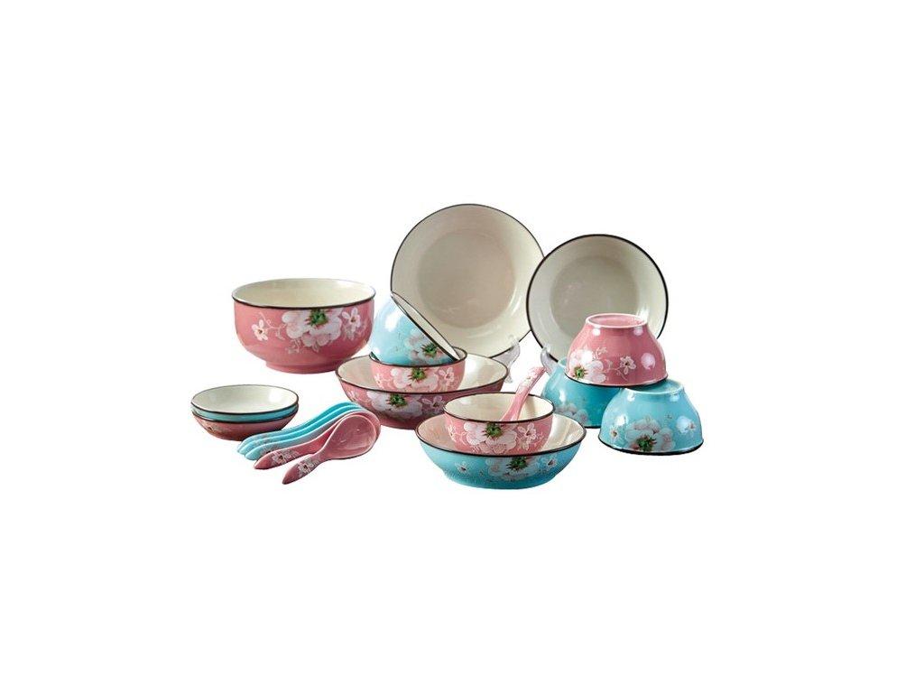 Set stolního nádobí