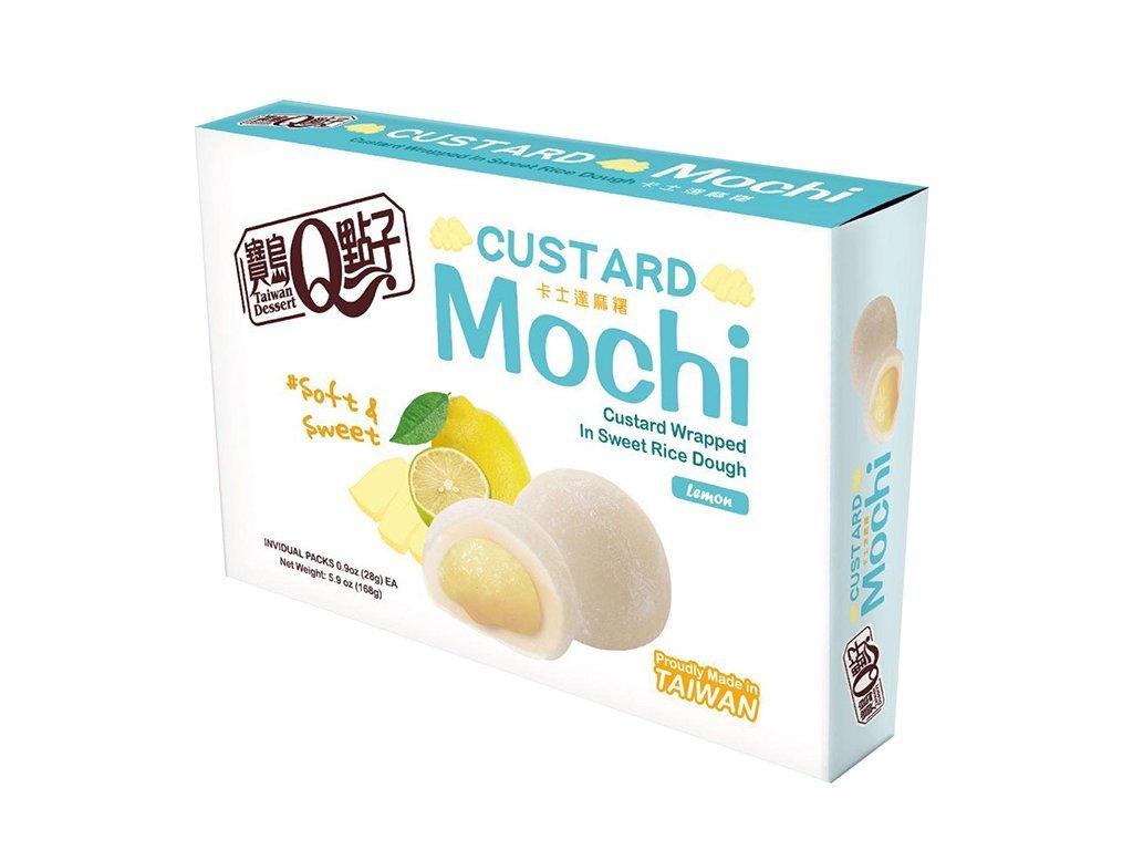 mochi citron